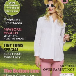 Pregnancy & Parenting cover
