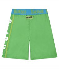 Boy's Shorts - Acid Green