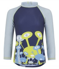 Boy's Rash Vest - Alien Trooper 1