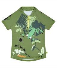 Boy's Rash Vest - In The Jungle 1