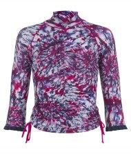 Girl's Rash Vest - Cheeky Tye Dye